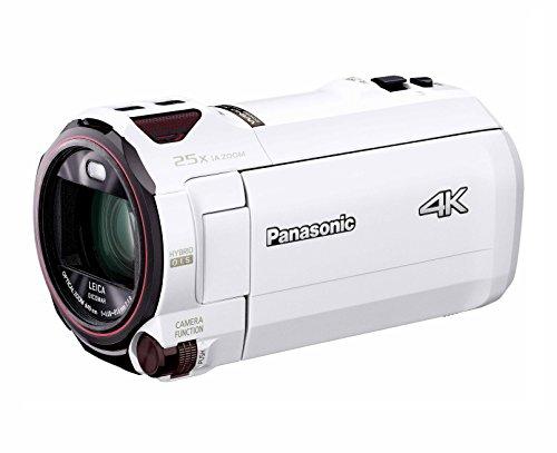 Panasonic 4K ビデオカメラ VZX990M 64...