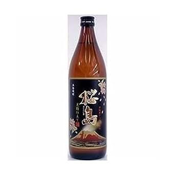 本坊酒造(株) 乙 25゜ 桜島 芋 900ml