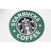 スターバックス ロゴ マウスパッド スタバ 女神 コーヒーショップ