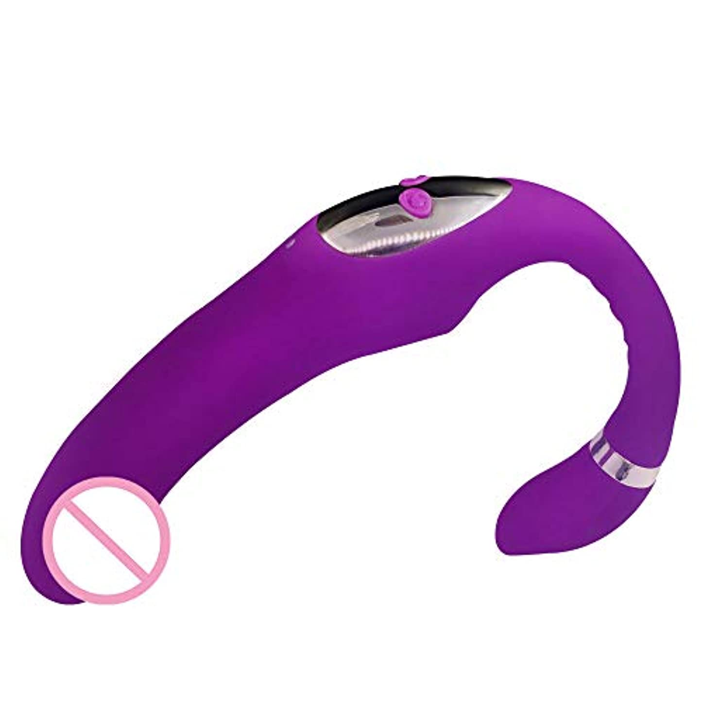 明らかにする膨らみ創造女性のポータブル回転舌用バイブウサギ温水USBワンド大人のおもちゃ。