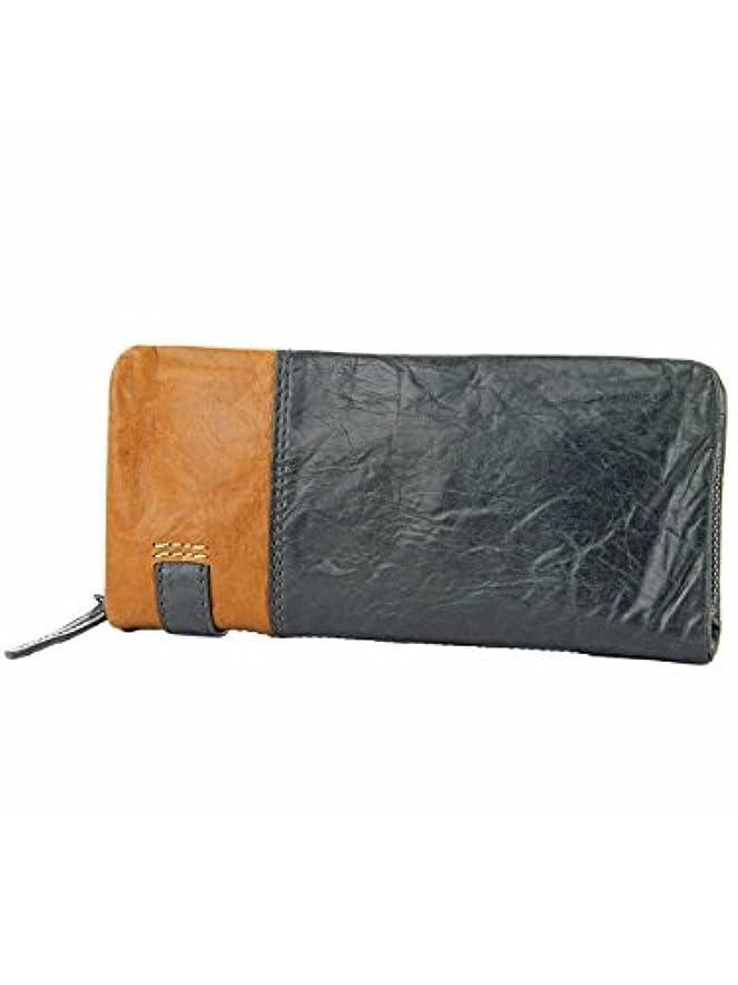 想定用心する液体[バギーポート] BAGGY PORT フルクロームレザー 長財布 ラウンドファスナー BP-HRD-2600