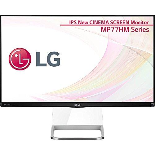 LG 24MP77HM-P IPSディスプレイ モニター 23.8インチ/フレームレス/AH-IPS非光沢/フルHD/HDMI
