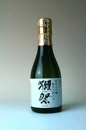 獺祭 (だっさい) 純米大吟醸 磨き三割九分 180ml 16度 旭酒造