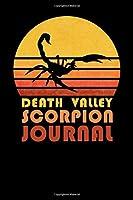 Death Valley Scorpion Journal
