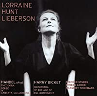 Lorraine Hunt Lieberson - Handel Arias (Theodora, Serse & Cantata-La Lucrezia)