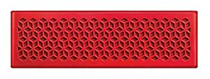 Creative Muvo Mini Pocket-Sized Weather Resistant Bluetooth Speaker with NFC that Delivers Loud and Strong Bass (Red) [並行輸入品]