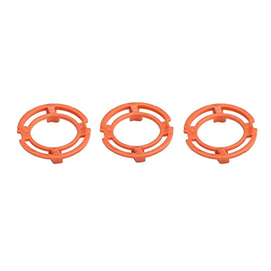 存在保守可能ネックレスGorgeri ABS 3PCSシリーズ7000 9000 RQ12モデルのオレンジブレード固定リング