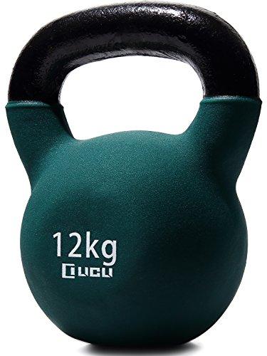 LICLI ケトルベル トレーニング 4kg 8kg 12kg 16kg 20kg ダンベル 筋トレ 器具 【さまざまなトレーニング方法 ...