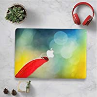 Mac Book Pro 15 inch Case, Ultra Slim Hard Shell Hollow Full Protective Case Anti-sweat Anti-Fingerprint Painted Case for New MacBook Pro 15 Inch with Touch Bar Model A1707