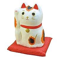 まるでマトリョーシカのような招き猫。 ヤマコー はりこーシカ 招き猫(柄) 89598 〈簡易梱包