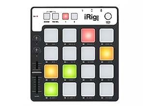 IK Multimedia iRig Pads  MIDIグルーブ ・コントローラー【国内正規品】