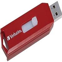 Verbatim® VER 97005 ストア 'N' GO USB フラッシュドライブ、64GB