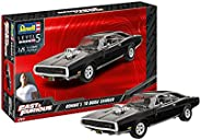 ドイツレベル 1/25 Fast&Furious 1970年 ダッジチャージャー ドミニク プラモデル 0