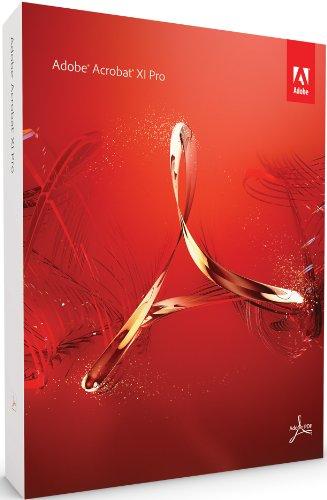 【旧商品】Adobe Acrobat 11 Pro Windows版(2017年サポート終了)