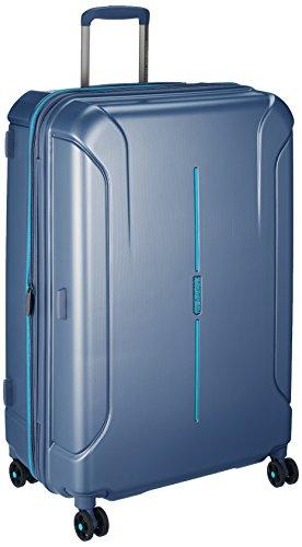 [アメリカンツーリスター] スーツケース TECHNUM テクナム スピナー77 無料預入受託サイズ エキスパンダブル 保証付 108.0L 77cm 4.5kg 37G*01003 01 メタリックブルー