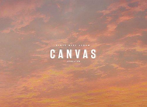 ジュノ (2PM) 1stミニアルバム - CANVAS