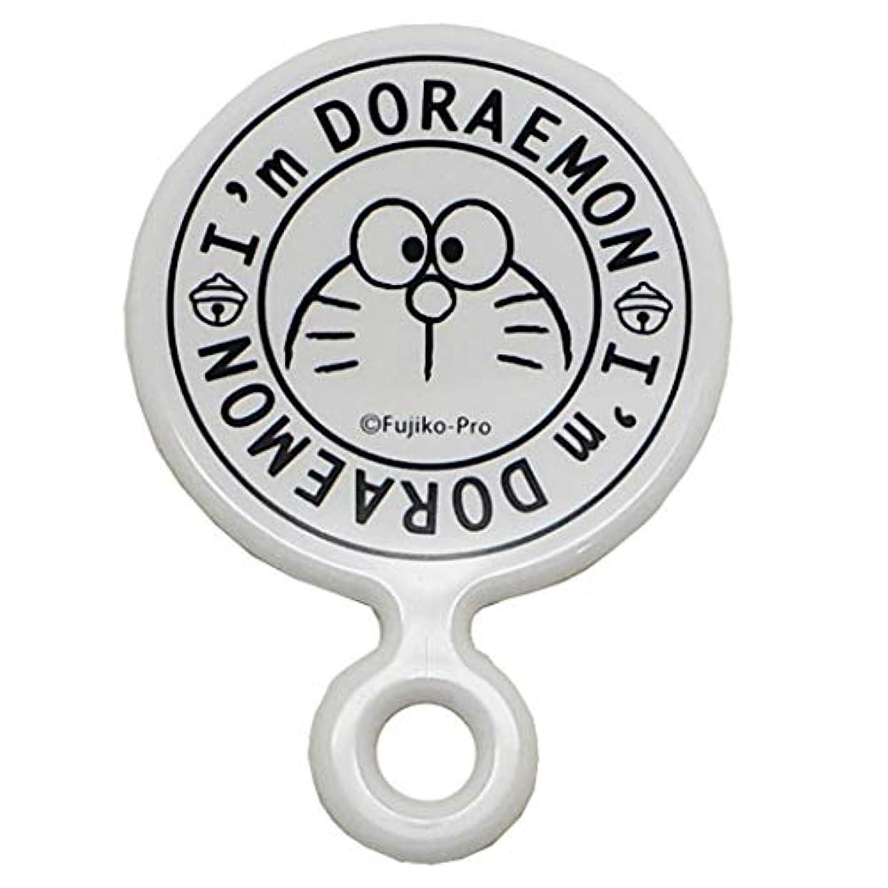 ドラえもん[手鏡]ミニハンドミラーS/ホワイト サンリオ