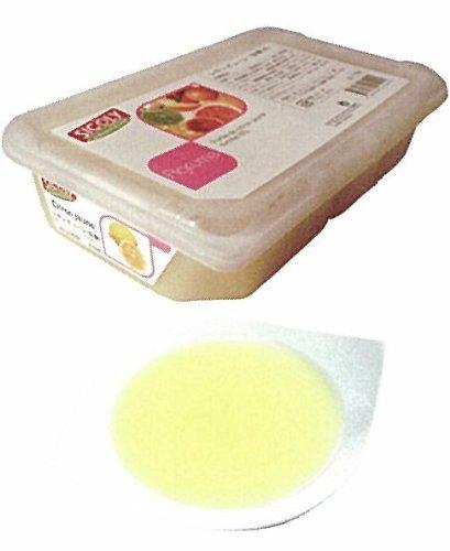 【シコリ】冷凍レモンピューレ(10%加糖)1kg