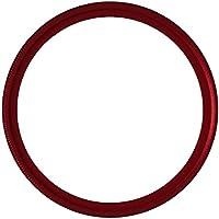 NinoLite UVフィルター 67mm 赤枠 カメラ レンズ 保護 フィルターの上からレンズキャップが取り付け可能な構造