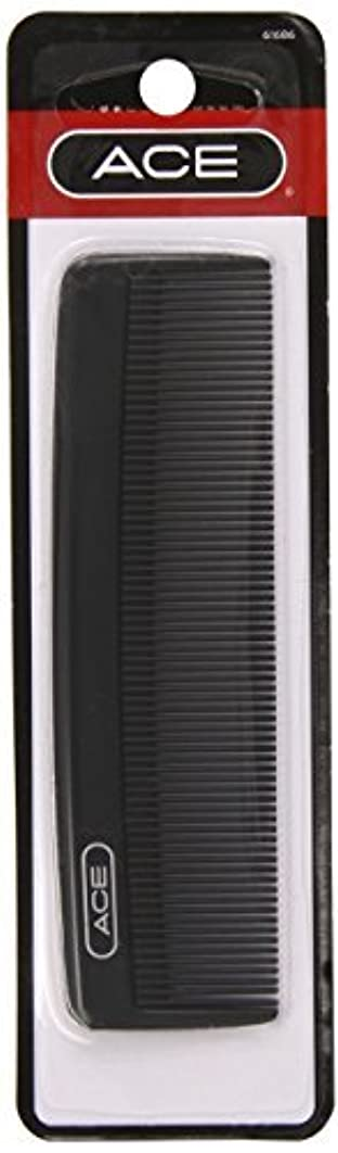 モナリザ素晴らしきほんのAce Classic Bobby Pocket and Purse Hair Comb, 5 Inches, 1 Count [並行輸入品]