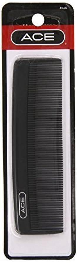 喜ぶ小石スタックAce Classic Bobby Pocket and Purse Hair Comb, 5 Inches, 1 Count [並行輸入品]
