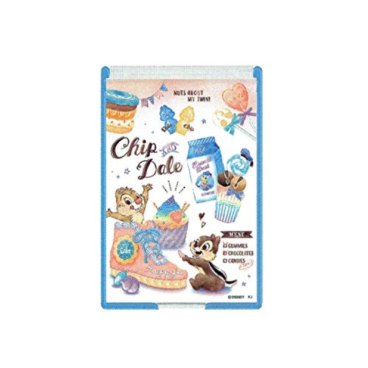 コンピューターゲームをプレイする流行布(株)カミオジャパン ディズニーチップ&デール カードミラーM [633809]