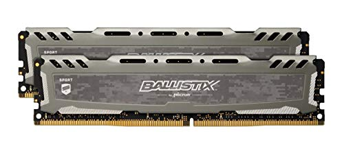 CFD販売 デスクトップPC用メモリ DDR4 2666 (PC4-21300) 8GB×2枚 288pin (無期限保証)(Crucial by Micron) W4U2666BMS-8G