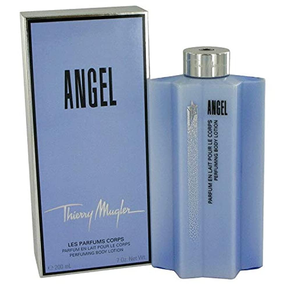 役割シャンパンThierry Mugler Angel Body Lotion 200 ml