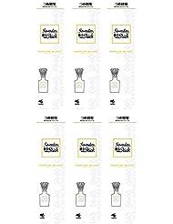 【まとめ買い】サワデー香るスティック 消臭芳香剤 詰め替え用 パルファムブラン 70ml×6個