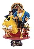 ディズニー ビーストキングダム Dステージ PVCスタチュー #011 『美女と野獣』 / Disney BEAST KINGDOM 2019 D-STAGE PVC STATUE #011 BEAUTY AND THE BEAST 【並行輸入品】