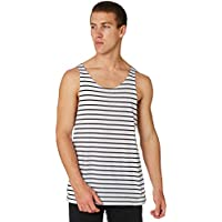 Swell Men's All Day Mens Tank Cotton White