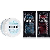 【Amazon.co.jp限定】ウーノ UVパーフェクションジェル メンズフェースケアSPF30/PA+++ 80g (医薬部外品) おまけ付きセット