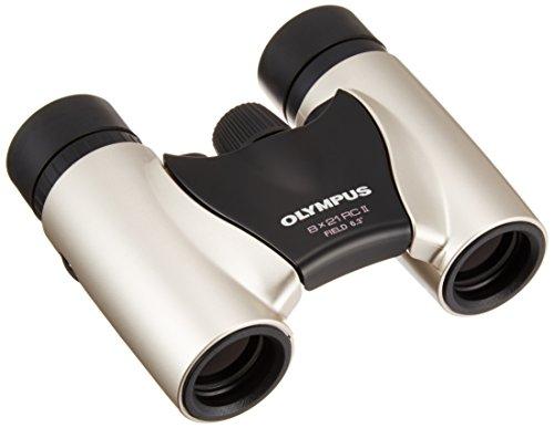 OLYMPUS ダハプリズム双眼鏡 8x21 RCII シャンパンゴールド 小型軽量モデル