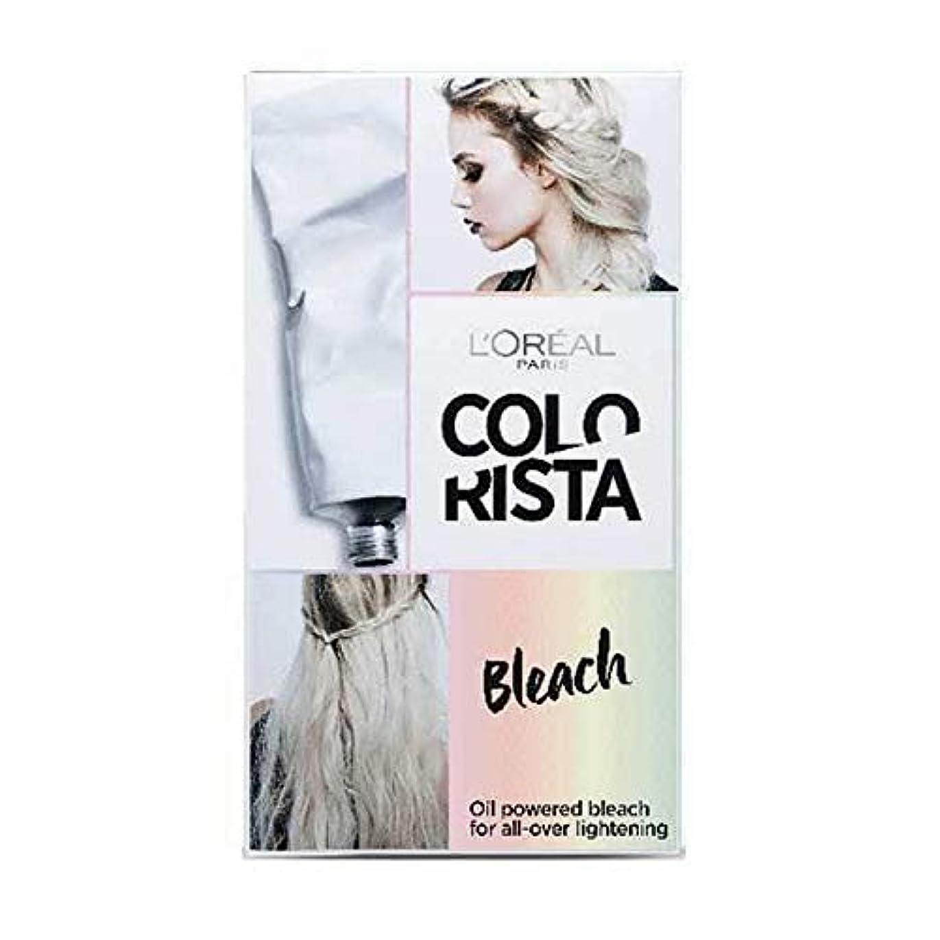 ペリスコープリベラル年次[Colorista] Colorista効果ブリーチ毛 - Colorista Effect Bleach Hair [並行輸入品]