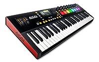 Akai Professional USB MIDIキーボード 61鍵 LCDディスプレイ 1万音源 VIPソフト付属 ADVANCE 61