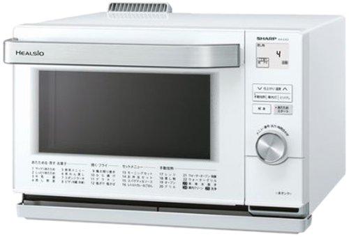 RoomClip商品情報 - シャープ ウォーターオーブン ヘルシオ(HEALSIO) 18L ホワイト AX-CX2-W