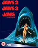Jaws 2 / Jaws 3 / Jaws: The Revenge [Box Set] [DVD] by Dennis Quaid