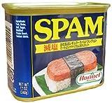 SPAM(スパム)減塩 [340g×...