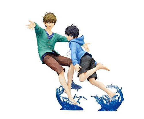 映画 ハイ☆スピード! -Free! Starting Days- 七瀬 遙&橘 真琴 1/7スケール PVC製 塗装済み完成品フィギュア