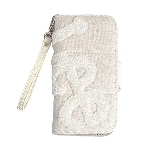 (リー) Lee iPhone7 スマホケース 手帳型 カバー レディース デニム メンズ サガラ刺繍 アイフォンケース アイフォン スマートフォン スマホカバー LEE-003