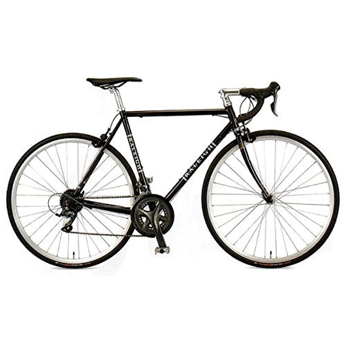 事業内容ゲインセイ陪審RALEIGH(ラレー) ロードバイク Carlton-T (CRT) バーンブラック 460mm