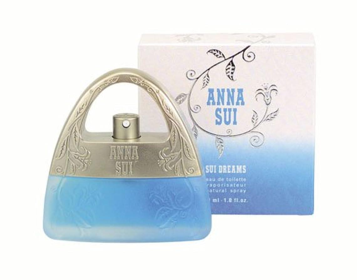 忘れっぽいメダリスト抱擁ANNA SUI アナスイ 香水 スイドリームス 50ML EDT オードトワレ (並行輸入品)