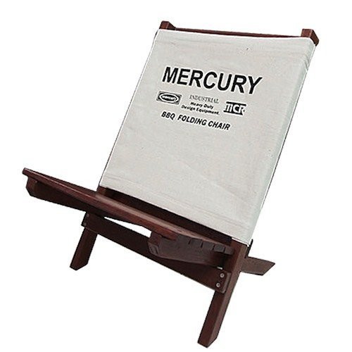 MERCURY ウッドフォールディングチェアー