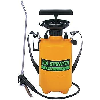 フルプラ ダイヤスプレープレッシャー式噴霧器4リッター 7400