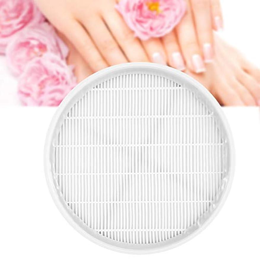 定義する入浴安定しましたプロフェッショナルネイルサクションコレクターフィルターネットマニキュアダストクリーナーマシンアクセサリー