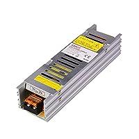 アルミケーススイッチング電源屋内使用 24V 100W 4A AC/DC24ボルト降圧直流安定化電源 24VDC (SANPU NL100-W1V24)