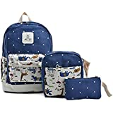 RMXMY Unisex Backpack Small Fresh Trend Simple College Wind Casual Backpack