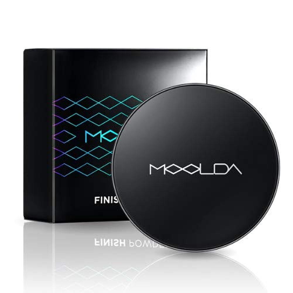 安心させる電池市民[MOOLDA]フィニッシュ パウダー