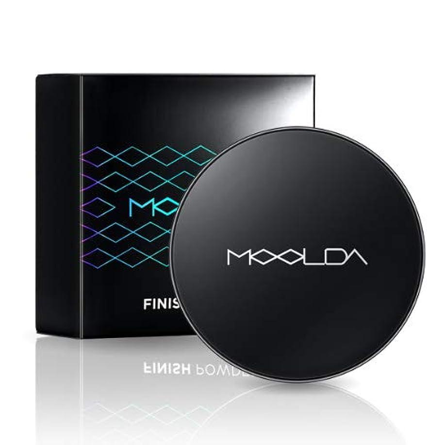 腐敗したボーカル窒素[MOOLDA]フィニッシュ パウダー