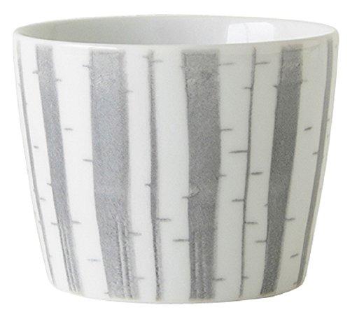 スカンジナビア マグ フリーカップ 白樺 8.1cmx6.5cm ms-fc-sh